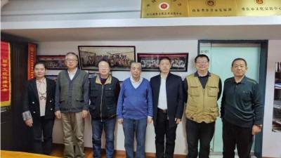 中国大众文化学会名人书画艺术发展委员会扬帆起航