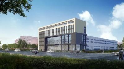 德原环保科技产业中心在大连自贸片区启动建设