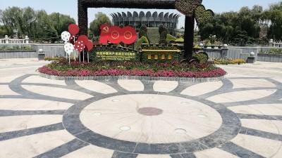 打卡世界花卉大观园