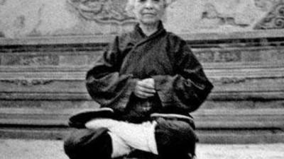 武当道姑李诚玉:活到118岁,晚年生黑发长新牙,临终留下三个字