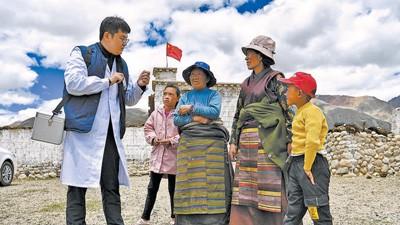 全国人大常委会审议通过《中华人民共和国医师法》 尊医重卫  守护健康