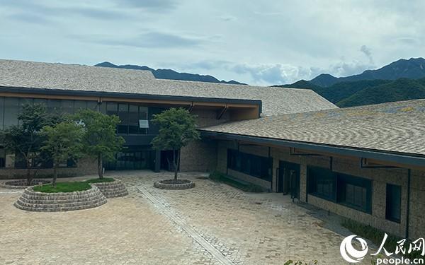 记者实地探访延庆冬奥村:浓郁中国风 十足科技范 绿色环保风