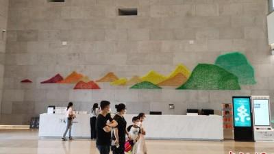 """苏州博物馆西馆对外首次开放:百岁江南""""文藤""""发新芽"""