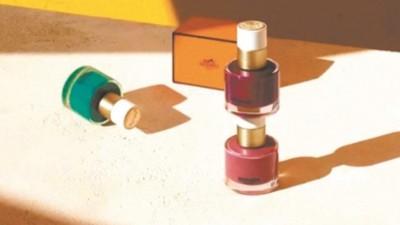 众多品牌推出指甲油 指尖上的世界,不容小觑
