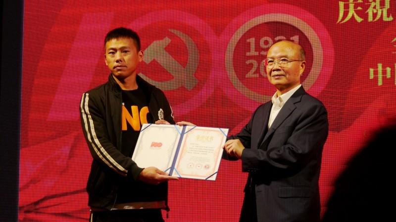 全球华人书法大展暨中国徐悲鸿画院成立30周年国际水墨画邀请展在京开幕
